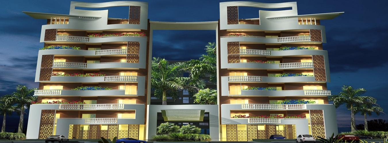Shalimar Dwelling in Charbagh. New Residential Projects for Buy in Charbagh hindustanproperty.com.
