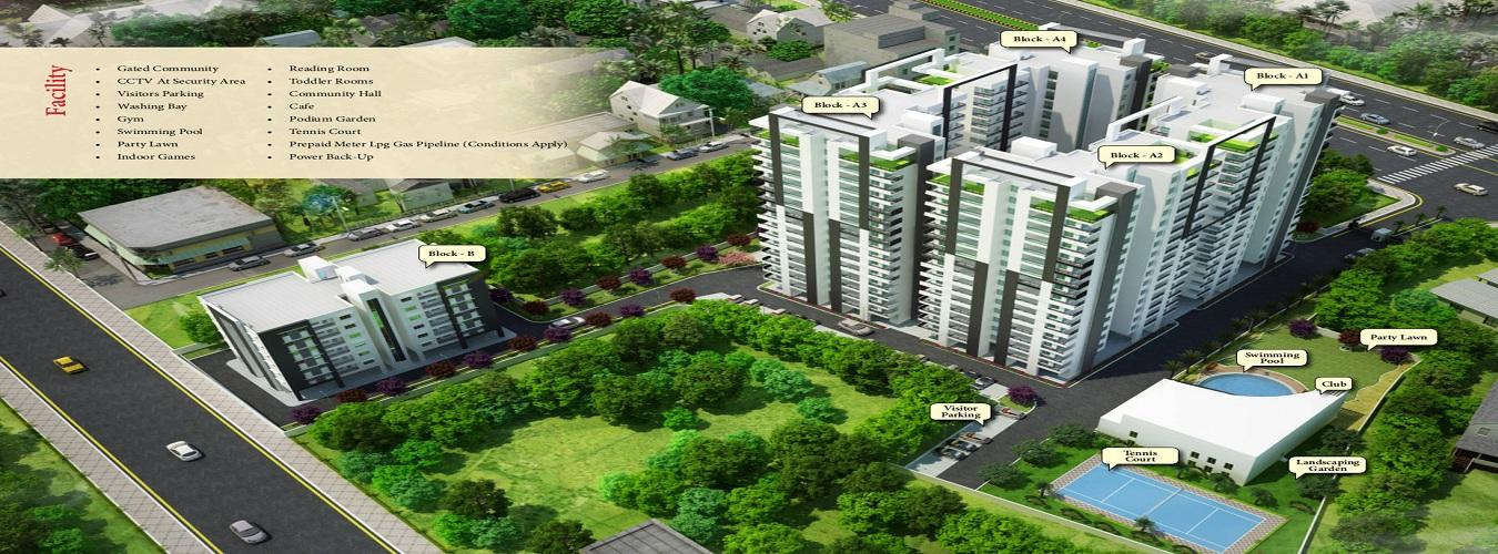 MJ Paramount in Raghunathpur. New Residential Projects for Buy in Raghunathpur hindustanproperty.com.