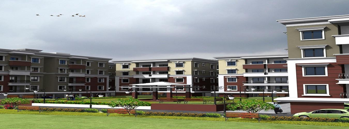 MJ Woods in Andharua. New Residential Projects for Buy in Andharua hindustanproperty.com.