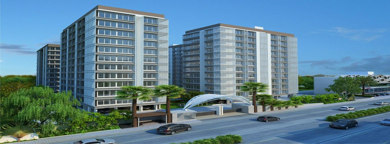 Aakash Evergreens in Vesu. New Residential Projects for Buy in Vesu hindustanproperty.com.