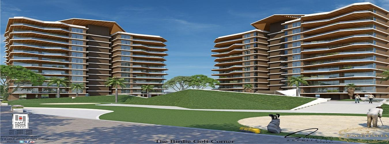 Happy Home Excelencia in Vesu. New Residential Projects for Buy in Vesu hindustanproperty.com.
