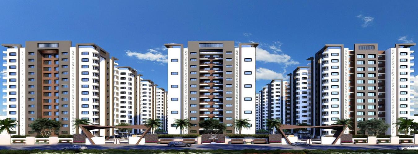 Nakshatra Nebula in Dahin Nagar. New Residential Projects for Buy in Dahin Nagar hindustanproperty.com.