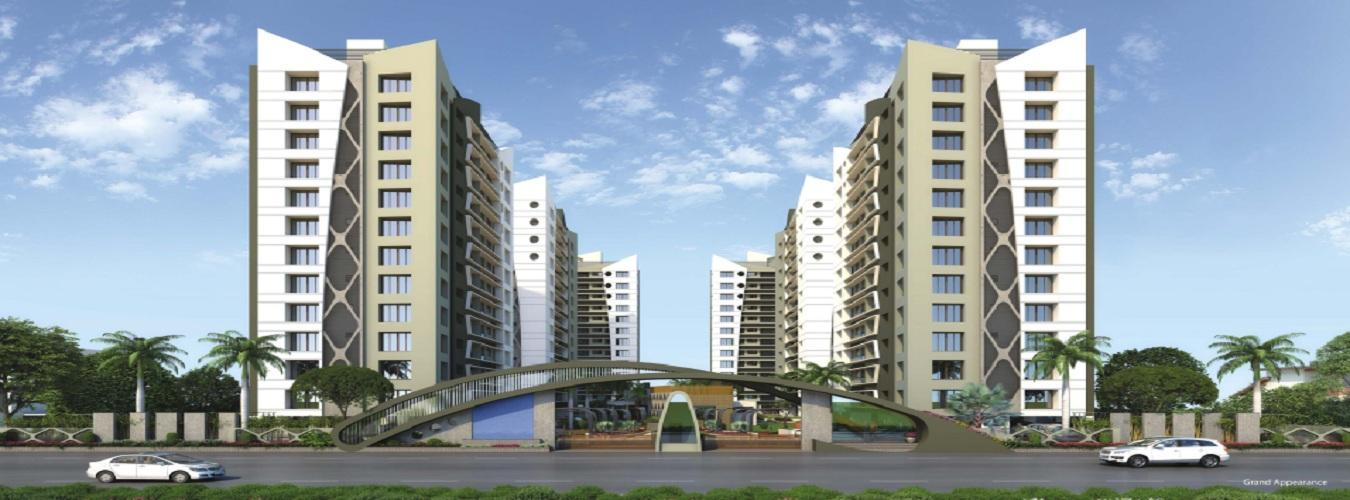 Happy Home Glorious in Vesu. New Residential Projects for Buy in Vesu hindustanproperty.com.