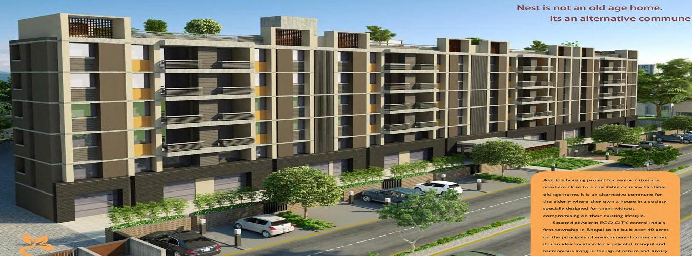 Aakriti The Nest in Bawadia Kalan. New Residential Projects for Buy in Bawadia Kalan hindustanproperty.com.