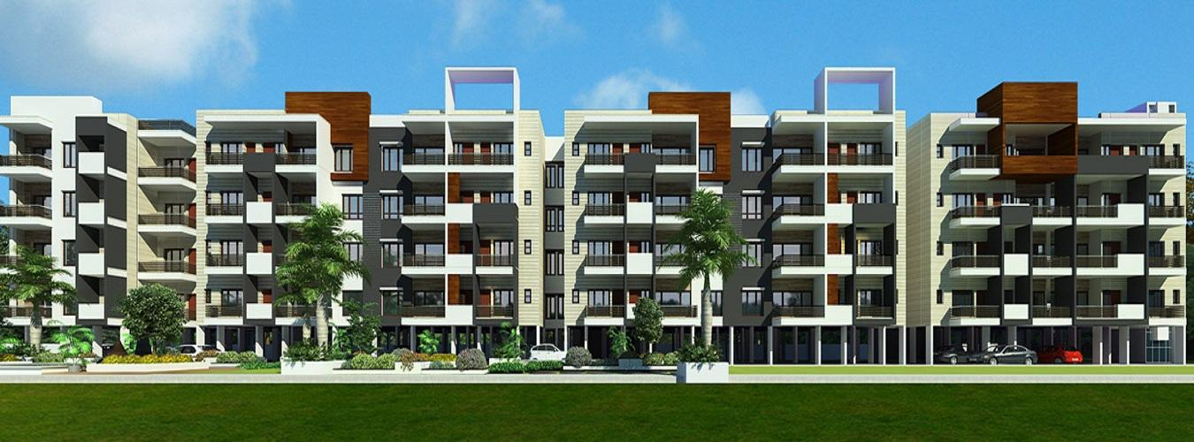 Aakriti Orchid Heights in Bawadia Kalan. New Residential Projects for Buy in Bawadia Kalan hindustanproperty.com.