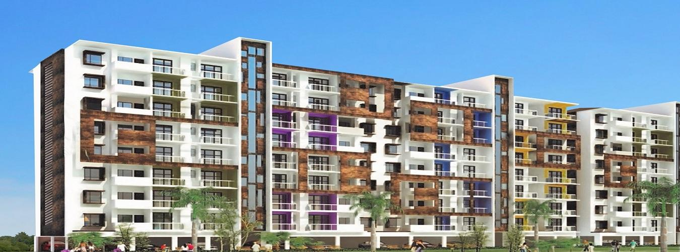 Nanu Estates Sapana City in Aquem. New Residential Projects for Buy in Aquem hindustanproperty.com.