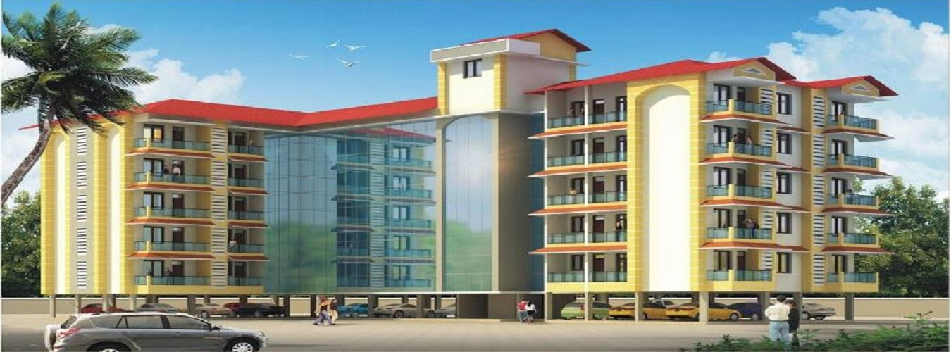 Nanu Sapana Sapana Satellite in Margao. New Residential Projects for Buy in Margao hindustanproperty.com.