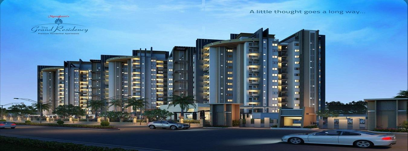 The Grand Residency in Sirsi Road. New Residential Projects for Buy in Sirsi Road hindustanproperty.com.