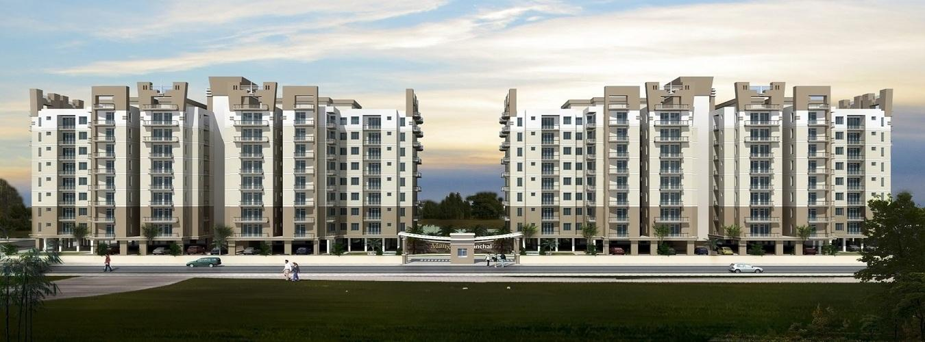 Manglam Aanchal in Kalwar Road. New Residential Projects for Buy in Kalwar Road hindustanproperty.com.