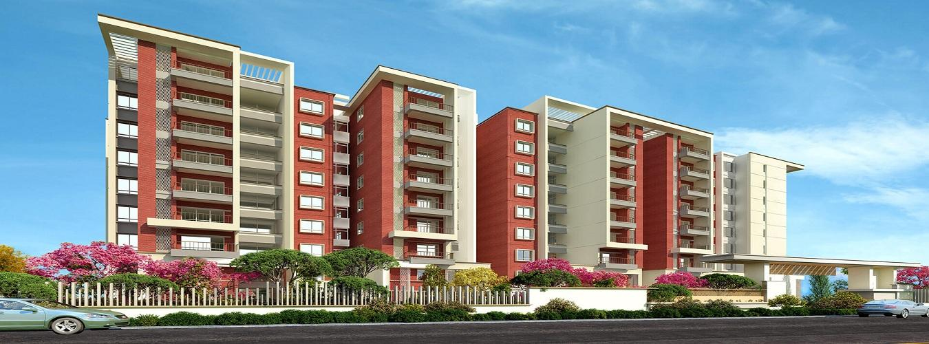 Brigade Symphony in KRS Road. New Residential Projects for Buy in KRS Road hindustanproperty.com.