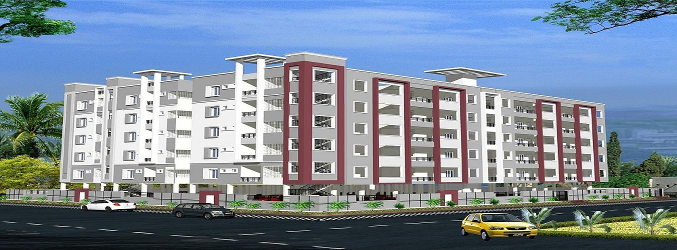 VRR Vighnesh Heights in Poranki. New Residential Projects for Buy in Poranki hindustanproperty.com.