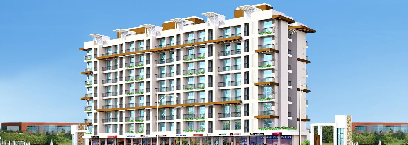 Salangpur Salasar Aashirwad in Mira Road. New Residential Projects for Buy in Mira Road hindustanproperty.com.