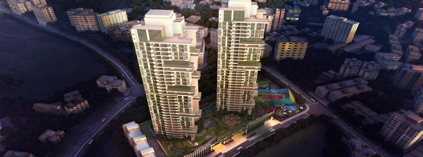 Neelam Saturnina in Mulund East. New Residential Projects for Buy in Mulund East hindustanproperty.com.