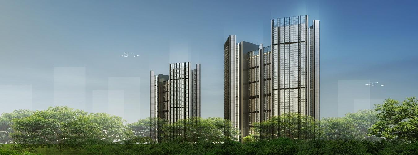 Oberoi Eternia and Enigma in Mulund West. New Residential Projects for Buy in Mulund West hindustanproperty.com.