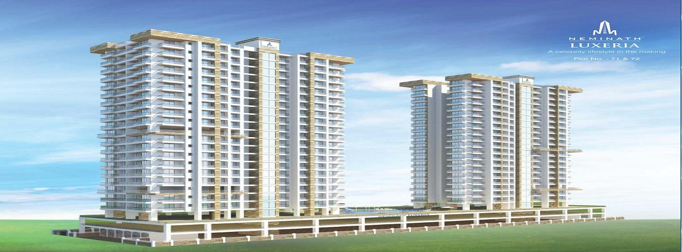 Neminath Luxeria in Andheri West. New Residential Projects for Buy in Andheri West hindustanproperty.com.