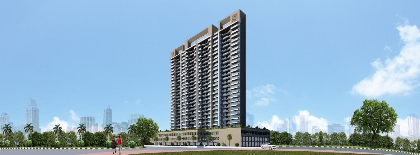 Bhagwati Greens in Kharghar. New Residential Projects for Buy in Kharghar hindustanproperty.com.