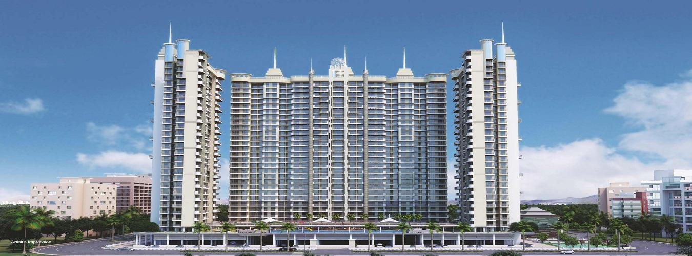 Paradise Sai Mannat in Kharghar. New Residential Projects for Buy in Kharghar hindustanproperty.com.
