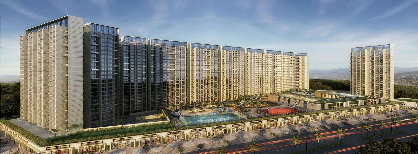 Green World in Airoli. New Residential Projects for Buy in Airoli hindustanproperty.com.