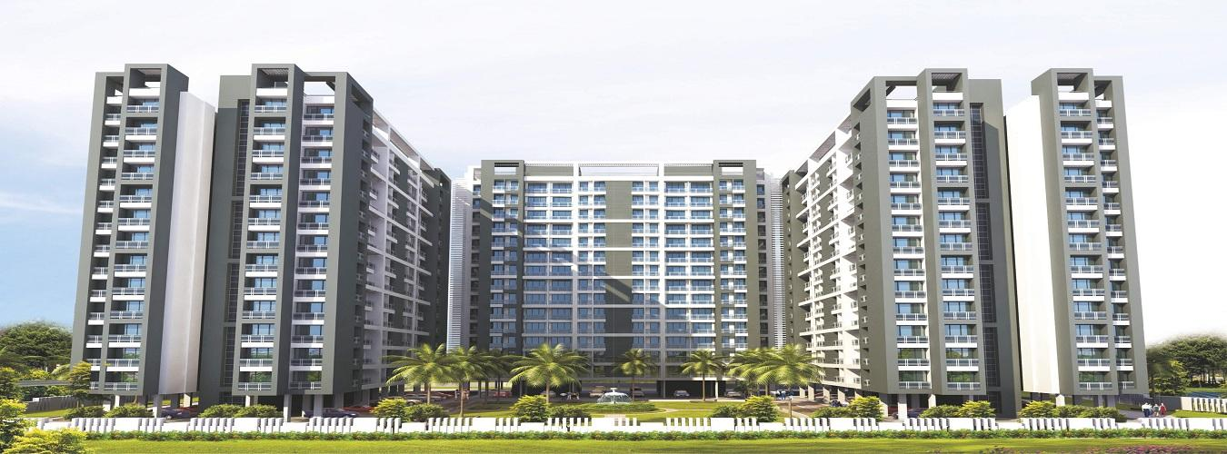 Puraniks Aarambh in Ghodbunder Road. New Residential Projects for Buy in Ghodbunder Road hindustanproperty.com.
