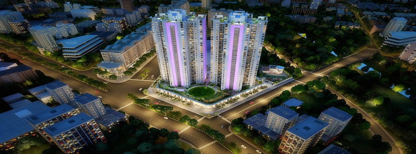 Ganga Bhagyoday Towers in Sinhagad Road. New Residential Projects for Buy in Sinhagad Road hindustanproperty.com.
