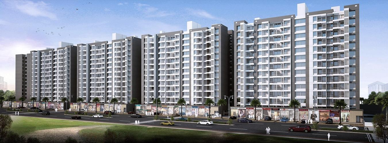 Mantra Residency in Chakan. New Residential Projects for Buy in Chakan hindustanproperty.com.