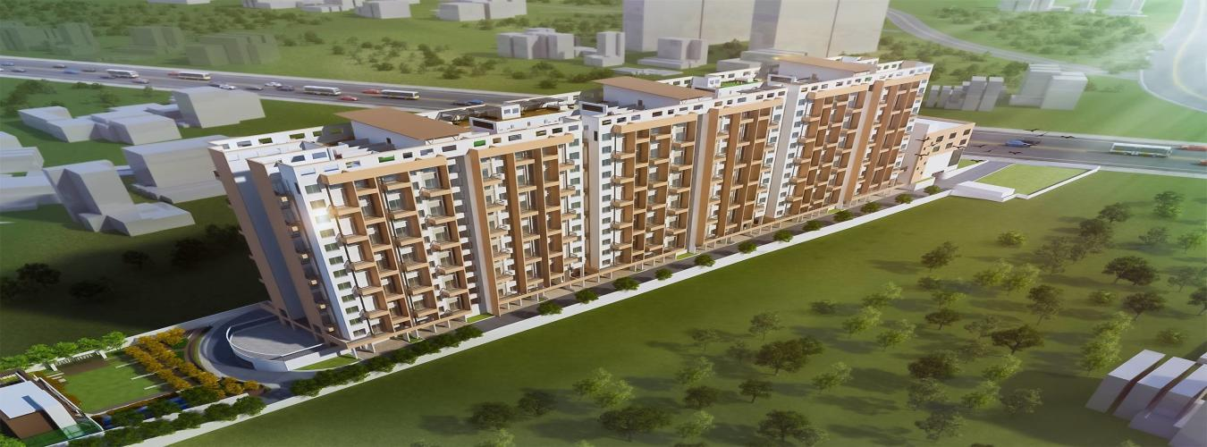 Vaastu Viva in Wakad. New Residential Projects for Buy in Wakad hindustanproperty.com.