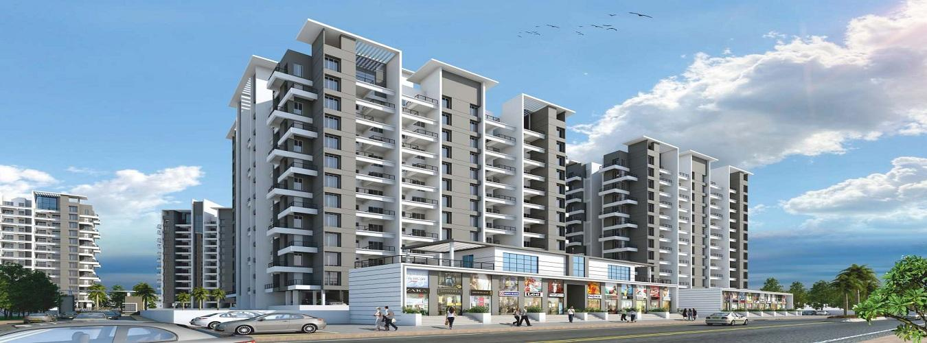 Majestique Venice in Dhayari. New Residential Projects for Buy in Dhayari hindustanproperty.com.