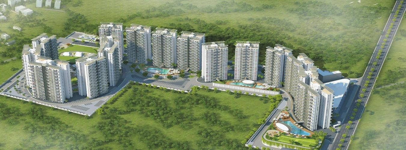 Pune Ville in Punawale. New Residential Projects for Buy in Punawale hindustanproperty.com.