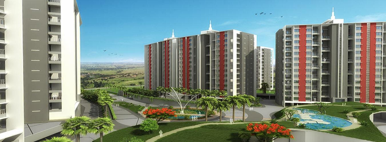 Suburbia Estate in Wagholi. New Residential Projects for Buy in Wagholi hindustanproperty.com.