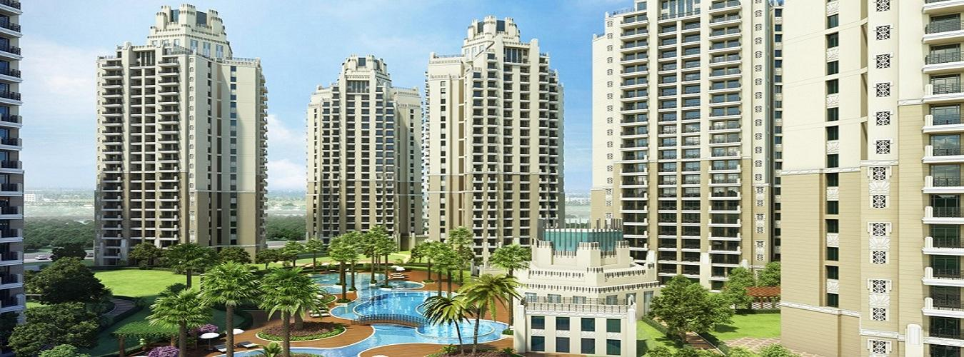 ATS Allure in Yamuna Expressway. New Residential Projects for Buy in Yamuna Expressway hindustanproperty.com.