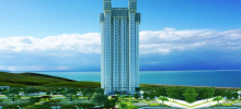 The Presidential Tower in Bangalore. New Residential Projects for Buy in Bangalore hindustanproperty.com.