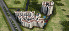 SMR Vinay Harmony County in Hyderabad. New Residential Projects for Buy in Hyderabad hindustanproperty.com.