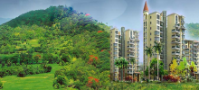 Colors Housing Krisha Heights in L-Zone. New Residential Projects for Buy in L-Zone hindustanproperty.com.