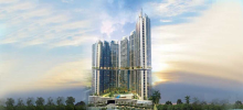 LnT Crescent Bay in Parel. New Residential Projects for Buy in Parel hindustanproperty.com.