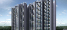Wadhwa Solitaire in Kolshet Road. New Residential Projects for Buy in Kolshet Road hindustanproperty.com.