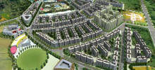Rustomjee Global City in Virar (West). New Residential Projects for Buy in Virar (West) hindustanproperty.com.