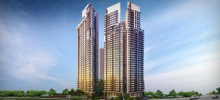 Radius The Central Park in Chembur. New Residential Projects for Buy in Chembur hindustanproperty.com.