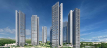 Oberoi Sky City in Borivali East. New Residential Projects for Buy in Borivali East hindustanproperty.com.
