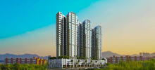 Hubtown Grove in Andheri West. New Residential Projects for Buy in Andheri West hindustanproperty.com.