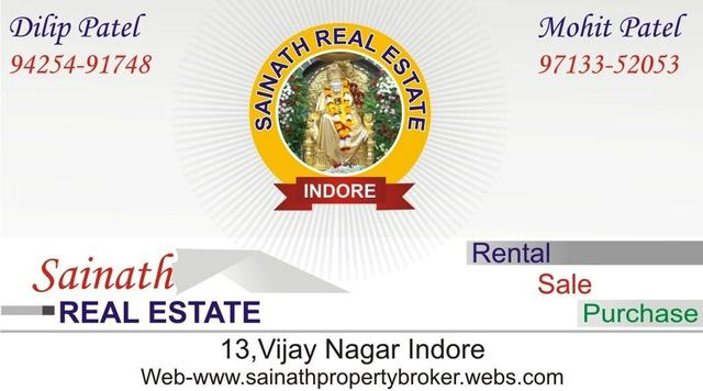 Dilip Patel in Indore. Property Dealer in Indore at hindustanproperty.com.