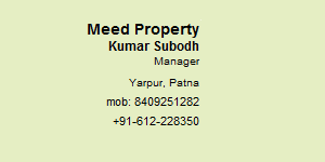 Kumar Subodh in Patna. Property Dealer in Patna at hindustanproperty.com.