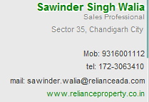 Sawinder Singh Walia in Chandigarh. Property Dealer in Chandigarh at hindustanproperty.com.
